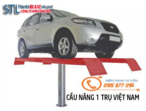 cầu nâng 1 trụ Việt Nam