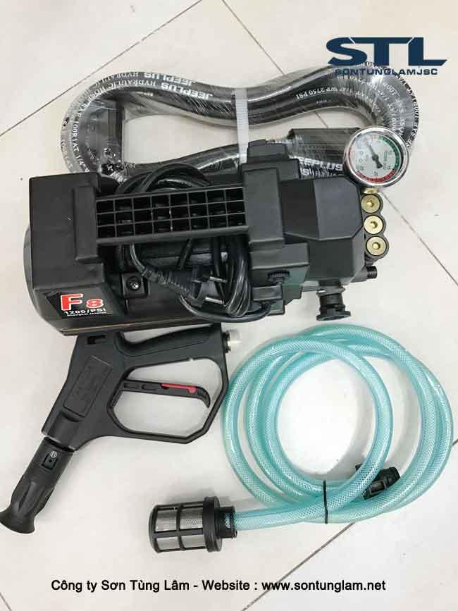 máy bơm rửa xe F8