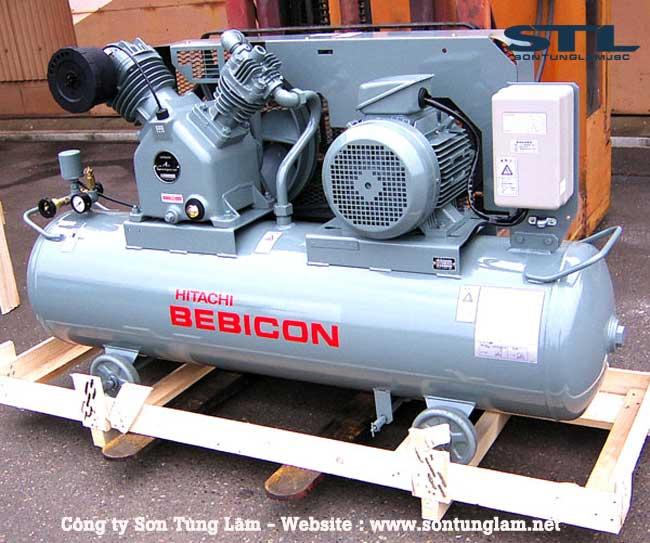 máy hơi Hitachi 300L
