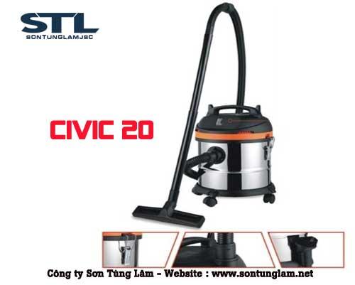 máy hút bụi Civic 20