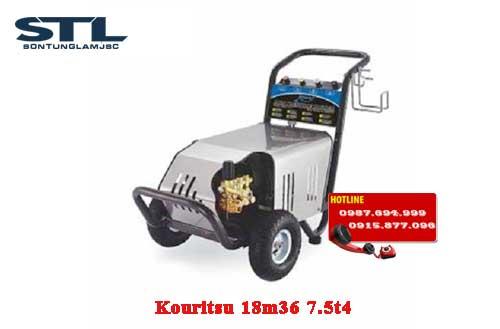 may rua xe ap luc cao kouritsu 18m36 7 5t4