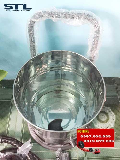 may hut bui cong nghiep civic 50l