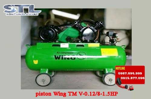 may nen khi piston wing tm v 0.12/8 1.5hp