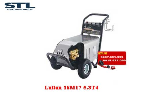 may rua xe lutian 1750 psi 18m17 5.3t4