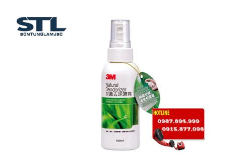 binh xit khu mui diet khuan 3m natural deodorizer pn12008 100ml