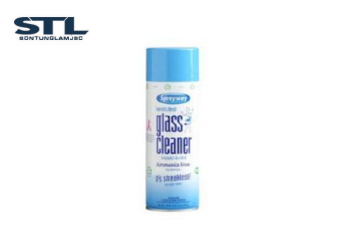 binh xit kinh sprayway glass cleaner