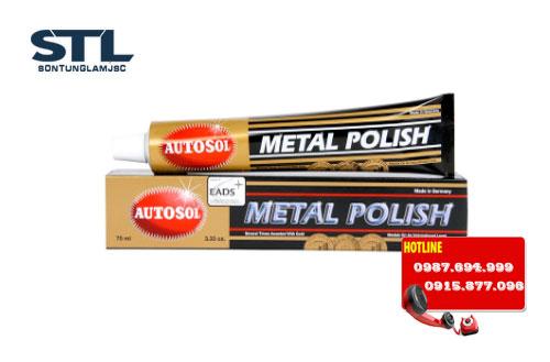 dung dich danh bong kim loai autosol metal polish 75ml