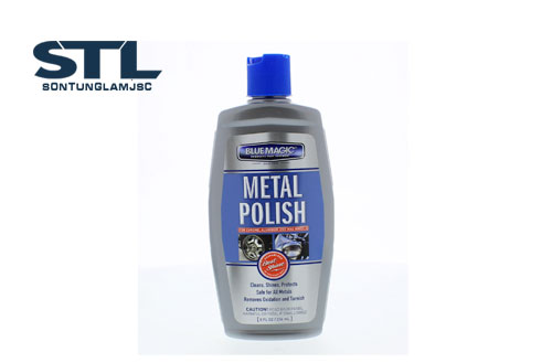 dung dich danh bong kim loai bluemagic metal polish 200 237ml