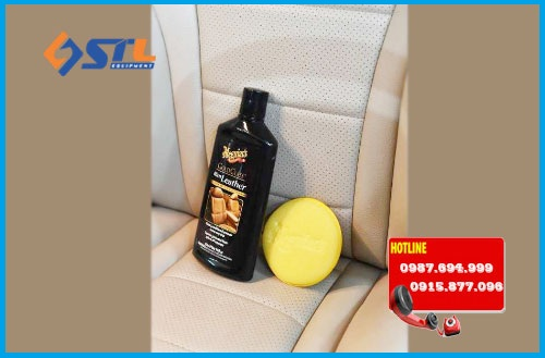 dung dich meguiar s gold class rich leather cleaner conditioner g7214 414ml