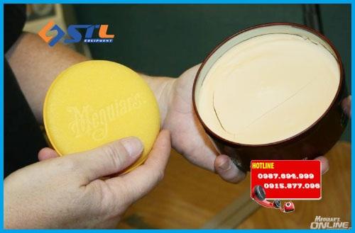 wax danh bong xe cao cap meguiar s g7014j gold class carnauba plus paste wax 11 oz