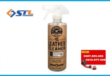 dung dich ve sinh noi that ghe da chemical guys leather cleaner 16oz