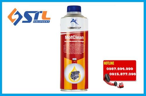 binh phu gia normfest oil system cleaner flush motclean 500ml