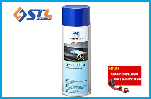 chai xit ve sinh normfest crystal ultra 400ml
