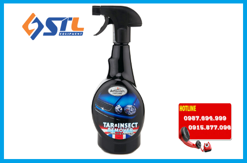 chai xit ve sinh nhua duong astonish tar insect remover c1576 chai lon 750ml