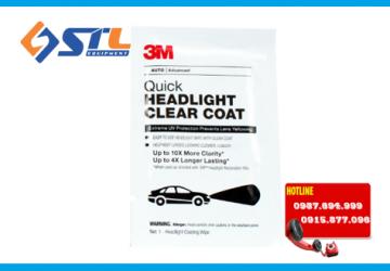 dung dich phu bong 3m quick headlight clear coat 32516