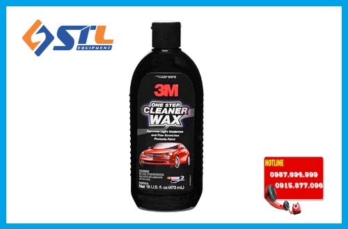 dung dich danh bong 1 buoc 3m one step cleaner wax pn39006 473ml den