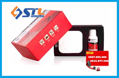 dung dich nasiol zr53 ultimate paint protection 50ml