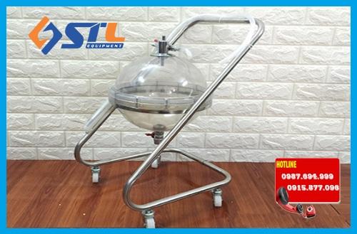 may hut dau thai xe may 8 lit