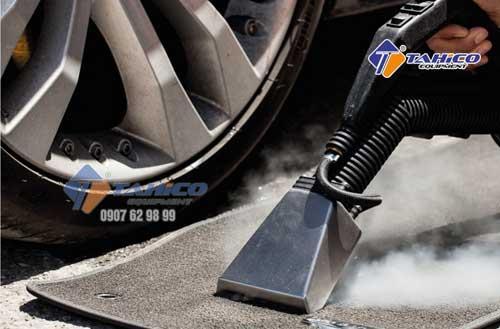 Nhược điểm khi mua máy rửa xe hơi nước nóng cũ