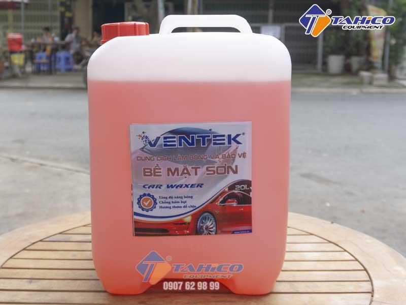 Dung dịch làm bóng sơn xe Ventek 20 lít